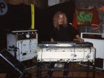 Lars Boutrup - rehearsing