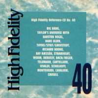 High Fidelity nr 40