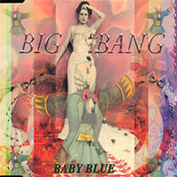 Big Bang: Baby Blue - cover