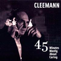 Cleemann: 45 minutes - cover