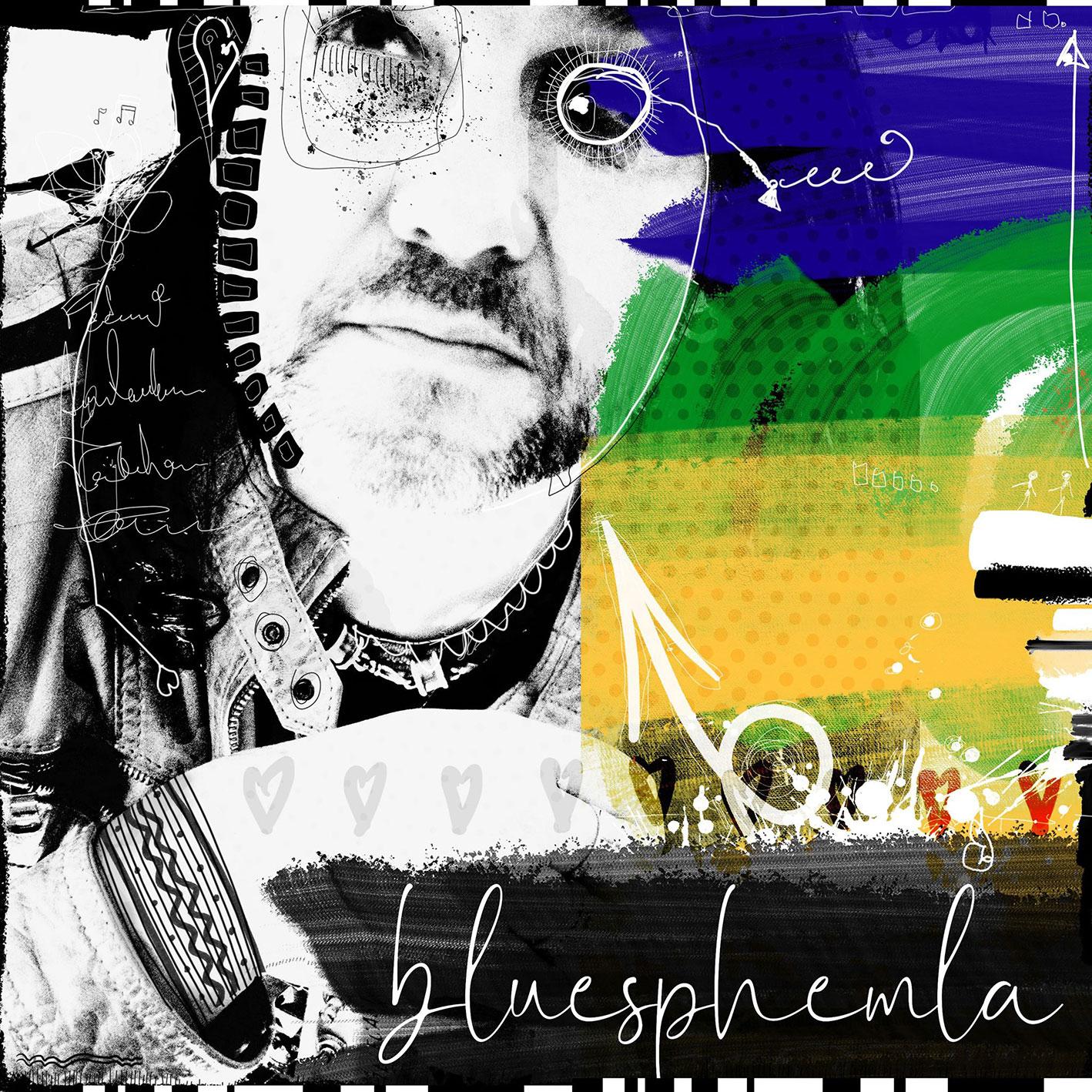 Bluesphemia cover